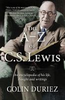 Jacket image for The A–Z of C.S. Lewis by Colin Duriez (author)