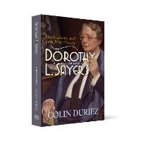 Jacket image for Dorothy L Sayers: A Biography