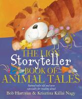 Jacket image for The Lion Storyteller Book of Animal Tales