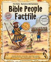 Jacket image for Bible People Factfile by Peter Martin (author)