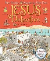 Jacket image for Jesus Detective by Peter Martin (author)