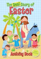 Jacket image for The Real Story of Easter Activity Book