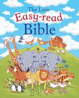 Jacket image for The Lion Easy-read Bible