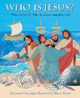 Jacket image for Who is Jesus?