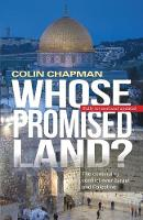 Jacket image for Whose Promised Land?