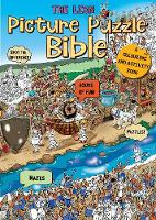Jacket image for The Lion Picture Puzzle Bible Colouring and Activity Book