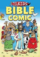 Jacket image for The Lion Kids Bible Comic
