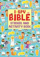 Jacket image for I Spy Bible Sticker and Activity Book