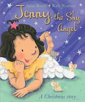 Jacket image for Jenny, the Shy Angel