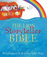 Jacket image for The Lion Storyteller Bible