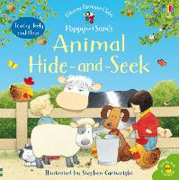 Jacket image for Animal Hide and Seek