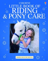 Jacket image for The Usborn Complete Book of Riding and Pony Care