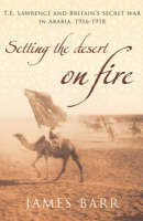 Jacket image for Setting the Desert On Fire