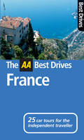 Jacket image for France: Best Drives