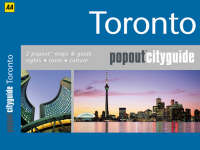 Jacket image for Toronto Popout City Guide
