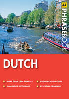 Jacket image for Dutch Phrasebook