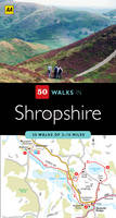Jacket image for 50 Walks in Shropshire