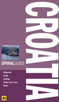 Jacket image for Croatia Spiral Guide