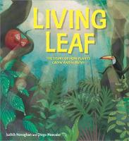 Jacket image for Living Leaf