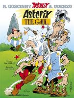 Jacket image for Asterix the Gaul