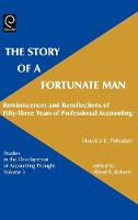 Jacket image for The Story of a Fortunate Man v. 3