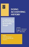 Jacket image for Doing Accounting History