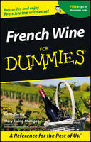 Jacket image for French Wine For Dummies