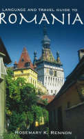 Jacket image for Language & Travel Guide to Romania