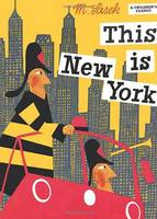 Jacket image for This is New York