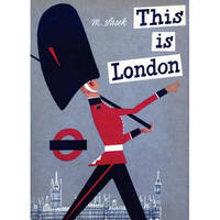 Jacket image for This is London