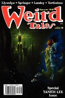 Jacket image for Weird Tales 291 (Summer 1988)