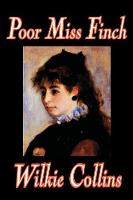 Jacket image for Poor Miss Finch