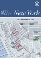 Jacket image for New York: 50 Adventures on Foot