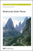 Jacket image for Biodiversity Under Threat