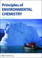 Jacket image for Principles of Environmental Chemistry