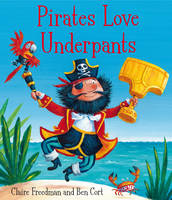 Jacket image for Pirates Love Underpants