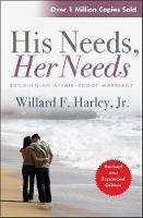 Jacket image for His Needs, Her Needs