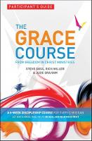 Jacket image for The Grace Course, Participant's Guide