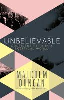 Jacket image for Unbelievable by Malcolm Duncan (author)