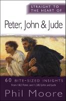 Jacket image for Straight to the Heart of Peter, John and Jude