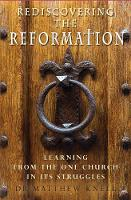 Jacket image for Rediscovering the Reformation
