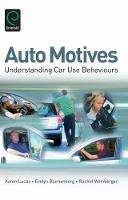 Jacket image for Auto Motives
