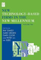 Jacket image for New Technology-based Firms in the New Millennium v. 8
