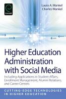 Jacket image for Higher Education Administration with Social Media
