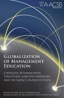 Jacket image for Globalization of Management Education