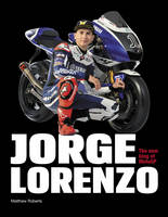 Jacket image for Jorge Lorenzo: Portrait of a Champion