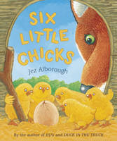 Jacket image for Six Little Chicks
