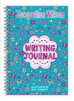 Jacket image for Jacqueline Wilson Writing Journal