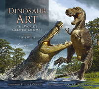 Jacket image for Dinosaur Art: The World's Greatest Paleoart