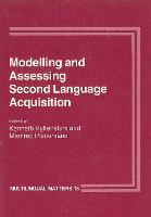 jacket Image for Modelling and Assessing Second Language Acquisition